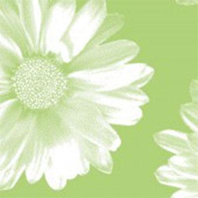 Big Flower Green Print Tissue Paper Multi Listing - Big Tissue Paper Flowers