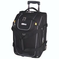 National Geographic 20in Upright Luggage-Black-NEW in box- $100