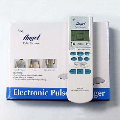 สำหรับขาย TENS Unit Handheld Electronic Pulse Massager Electrotherapy Pain Relief therapy
