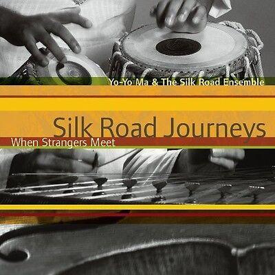 Yo Yo Ma  Silk Road   Silk Road Journeys  When Strangers Meet  New Cd