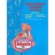 Harcourt Math Grade 3