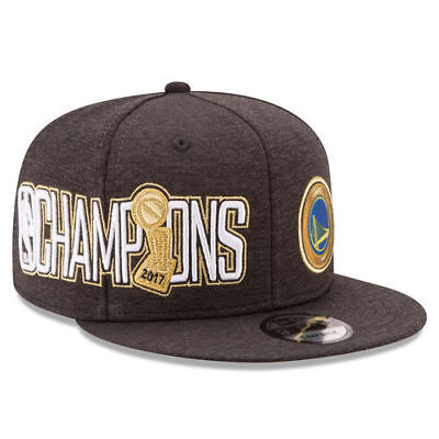 Golden State Warriors New Era 2017 Nba Finals Champions 9Fifty Snapback