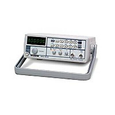 Instek Sfg-1013 Dds Function Generator With Voltage Display 3 Mhz