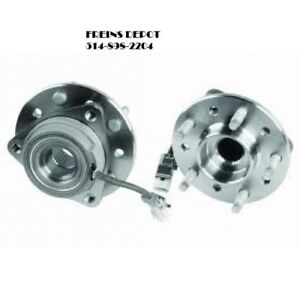 ABS FRONT AVANT WHEEL BEARING DE ROUE HUB ASSEMBLY ROULEMENT