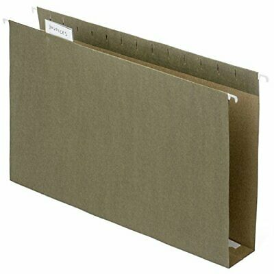Blue Summit Supplies Extra Capacity Hanging File Folders 11 X 14 Legal Size He