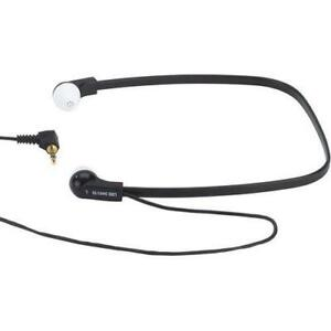 Bosch LBB 3441/10 Under the Chin Headphones - Stereo - Black - Mini-phone - Wired - 150 Ohm - 50 Hz 5 kHz - Gold Plated