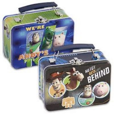 Toy Story metal Tin Lunch Box Woody new