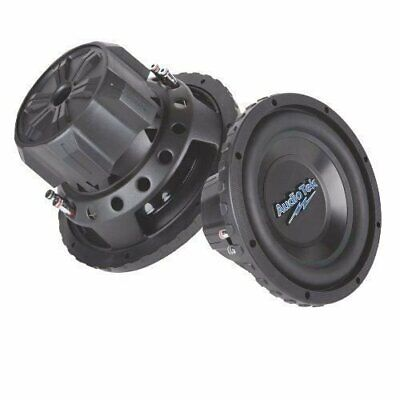 "Audiotek 1500 Watt 12"" Professional Car Subwoofer 4 OHM AT-12PRO"