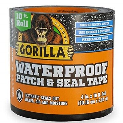 Gorilla Waterproof Patch Seal Repair Tape
