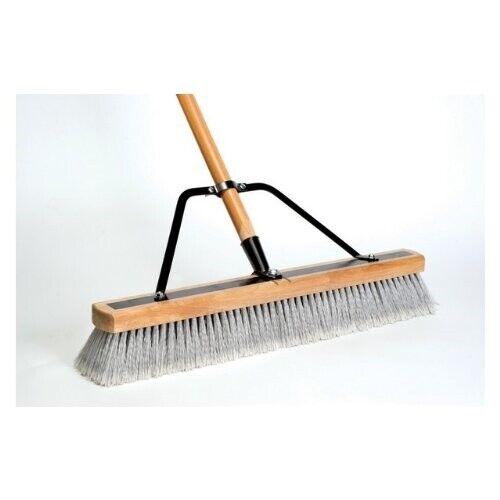 DQB All Purpose Contractor Push Broom