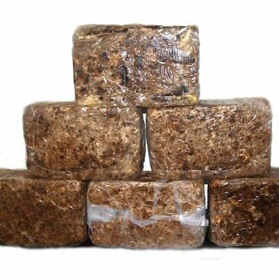 #1 Best Quality Raw African Black Soap Acne,Scars,Face & Body Wash