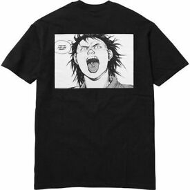 Supreme x Akira Pill T-shirt - Black Medium - Confirmed
