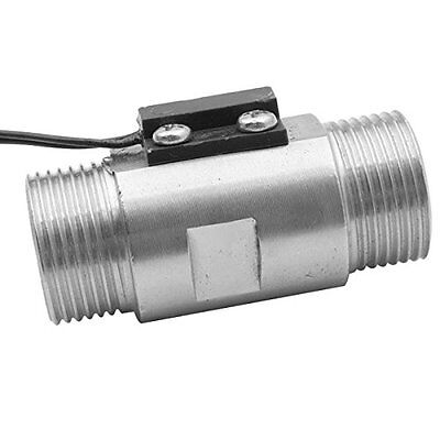 Stainless Steel Fs-09 Outer Thread Magnetic Sensor Water Flow Switch