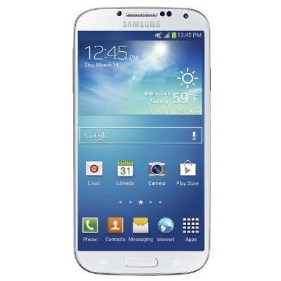 Samsung Galaxy S4 SGH-I337 16GB (AT&T Unlocked) - White Frost Smartphone