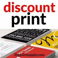 Highest Quality Printing: Delivered In 7 Days SAVE on Business Cards, Flyers, Yard Signs, Postcards, Banners and more.
