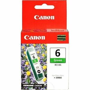New Canon BCI Ink Cartridges