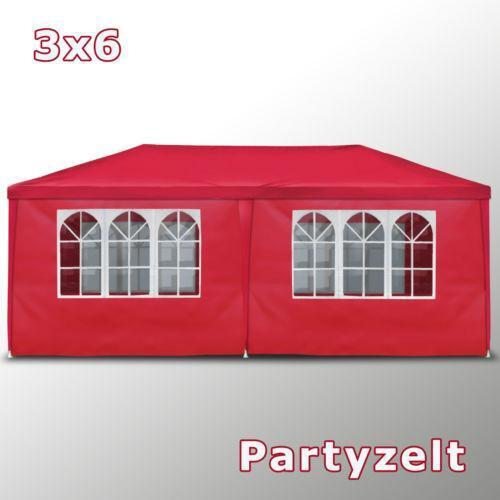 festzelt pavillon 3x6m ebay. Black Bedroom Furniture Sets. Home Design Ideas