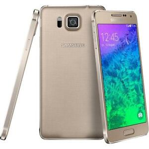 NEW GOLD UNLOCKED SAMSUNG ALPHA 32GB - Wind/Mobilicity/Rogers