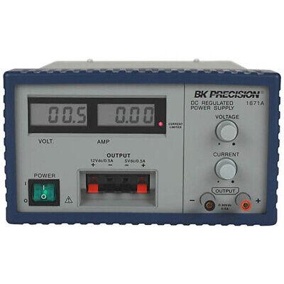 Bk Precision 1671a Triple-output 30vdc 5a Power Supply