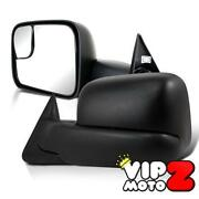 Extended Truck Mirrors