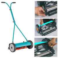 Gardina 16-in. Push Reel Mower