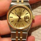 Rolex Oysterquartz 18K