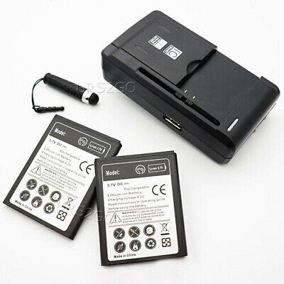 For SAMSUNG Exhibit 4G T759 Exhibit 2 II 4G T679 EB484659VA Battery or