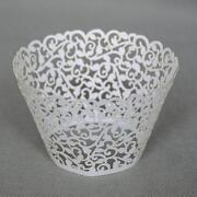 Lace Cupcake Wrappers