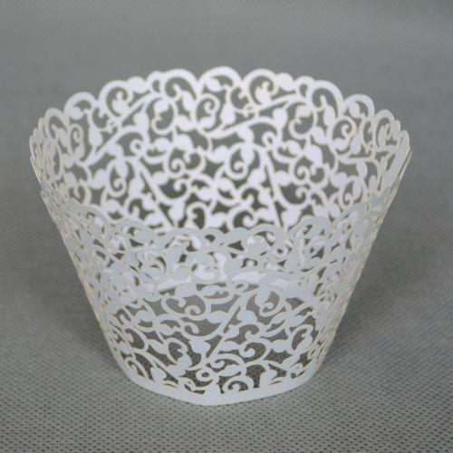 Lace Cupcake Wrappers: Home & Garden | eBay
