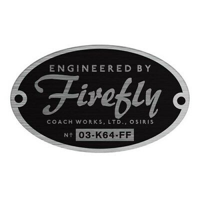 Firefly: Engineered By Firefly Bumper Sticker - Firefly Firefly Firefly
