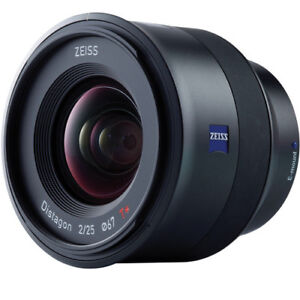 BNIB ZEISS BATIS 25MM F2 FOR SONY FE