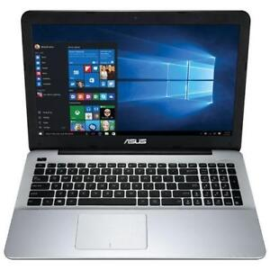 "ASUS X555LA 15.6"" core i3  8GB 1TB WIN 10 + McOffice 2016 , Acrobat"