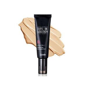 Lioele-Triple-la-solucion-Bb-Cream-Spf30-Pa-50ml-Corea-cosmeticos-Blanqueamiento