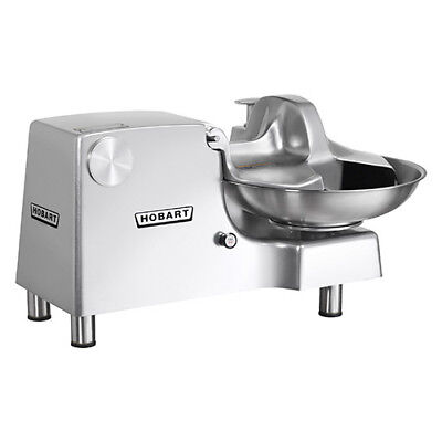 Food Cutter - 18 Stainless Steel Bowl With No. 12 Attachment Hub 1 Hp