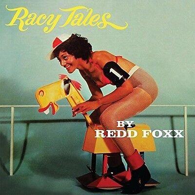 Redd Foxx   Racy Tales  New Cd  Uk   Import