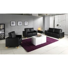 💖💖75% Discounted OFFER == Brand New Italian Style 3+ seater large sofa set + Quick Drop
