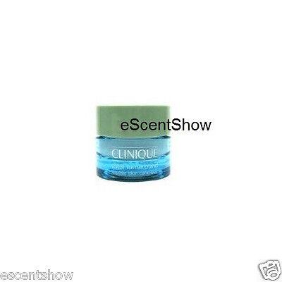 Clinique Total Turnaround Visible Skin Renewer Cream  21 Oz Deluxe Sample Jar