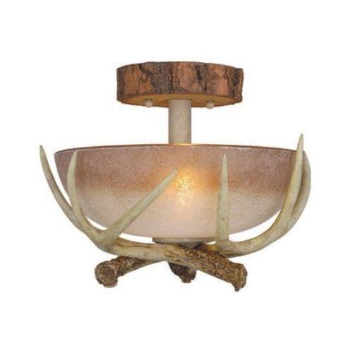 antler light fixture ebay. Black Bedroom Furniture Sets. Home Design Ideas