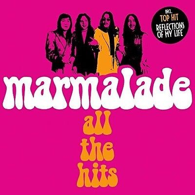 Marmalade   All The Hits  New Cd  Jewel Case Packaging