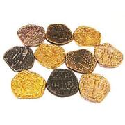 Pirate Gold Doubloons