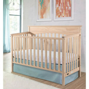 Graco Lauren 4-in-1 Convertible Crib-Whitewash