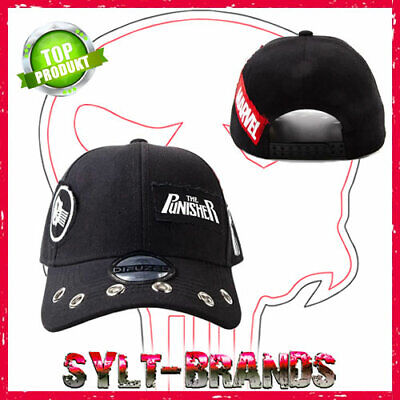 Punisher Marvel Caps ♥ AKTION!!! → BIG PROMOTION - Marvel Hat