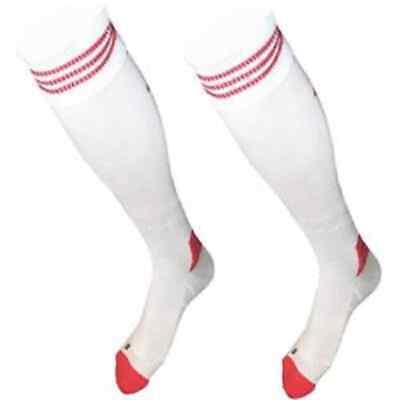 1, 5 o.10 x adidas Sockenstutzen, Team Sock, Adisock, rot-weiß, f. RB Salzburg (Weiße Adidas Fußball Socken)