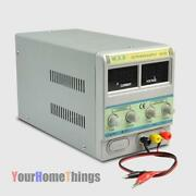 DC Variable Power Supply