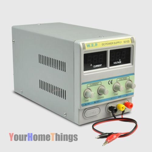 Dc Variable Power Supply Ebay
