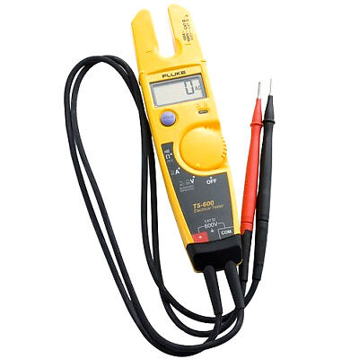 Fluke T5-600 Continuity And Current Tester