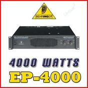 Used Power Amplifier