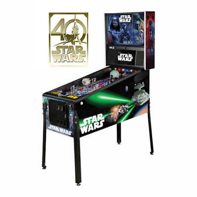 Stern Pinball Star Wars Premium Edition (New)