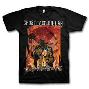 Ghostface Killah Shirt