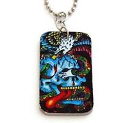 Ed Hardy Dog Tag